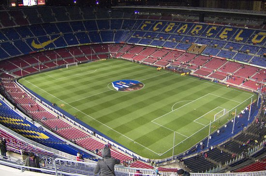 Camp Nou Skip-the-Line Stadium Tour with Museum Ticket