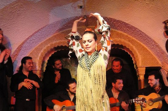 Noite de flamenco no Tablao Cordobes