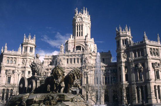 Madrid Small-Group Walking Tour...