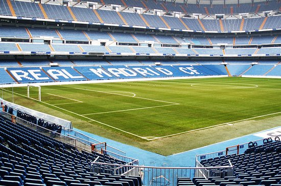 Madrid Highlights Tour with Santiago ...