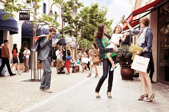 Las Rozas Village Shopping Trip from...
