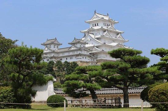 Castelo Himeji e Ponte Akashi Kaikyo...