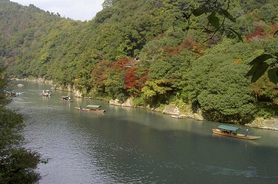 Arashiyama with Sagano Grove, Tenryu-ji plus Lunch Cruise