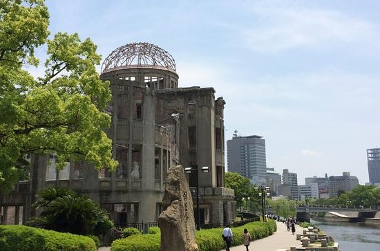 Hiroshima Peace Memorial Park and...