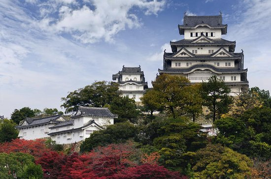 Himeji Castle and Akashi Kaikyo Bridge Tour from Osaka