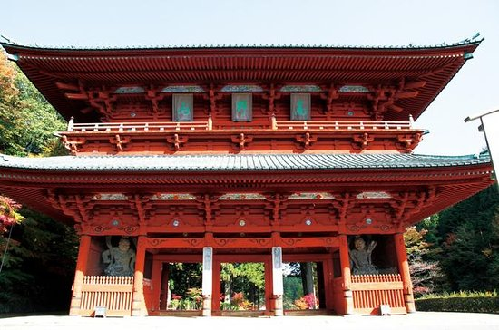 Mt. Koya Full-Day Tour with Temple ...