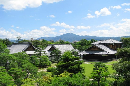 Nijo Castle, Golden Pavilion ...