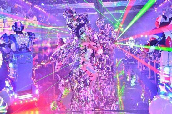 Spettacolo di Cabaret serale Tokyo Robot