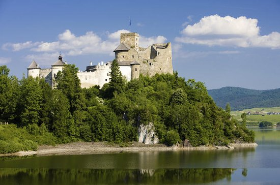 Gola del Dunajec e Castello di Niedzica da Cracovia