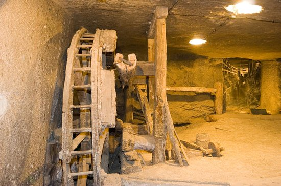 Wieliczka Salt Mine Half-Day Trip from...