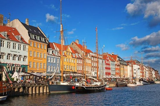 Copenhagen Panoramic City Tour with Harbor Cruise