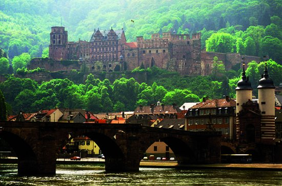 Private Tour: Heidelberg Trip from...