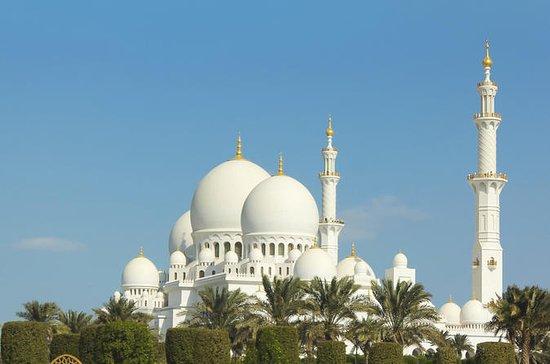 Destaques da cidade Abu Dhabi : a...