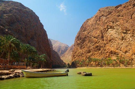 Safari 4x4 privado de Wadi Shab - A...