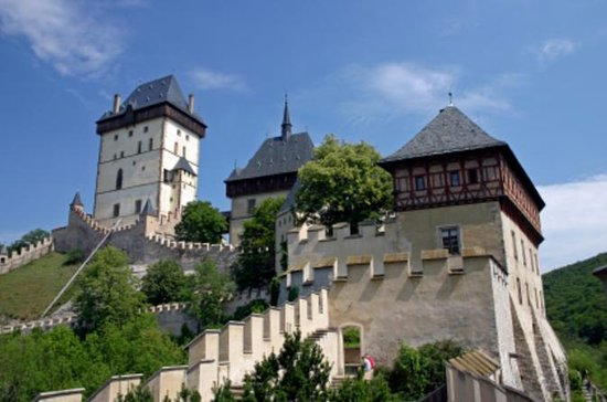 Karlstejn Castle Half-Day Trip from ...