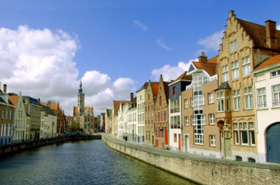 Ghent and Bruges Full-Day Tour from...