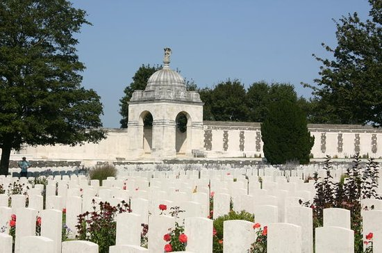 World War I Battlefields Tour of...