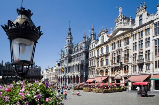 Brussels City Sightseeing Tour and...