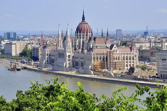 Budapest City Tour with Funicular and...