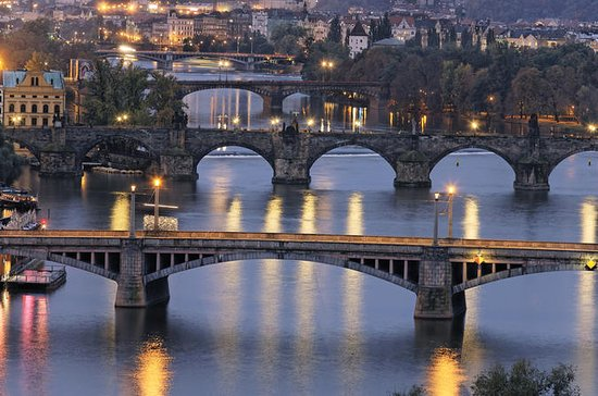 Prague Buffet Dinner Cruise on Vltava...