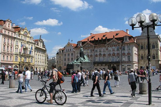 Prague Bike Tour