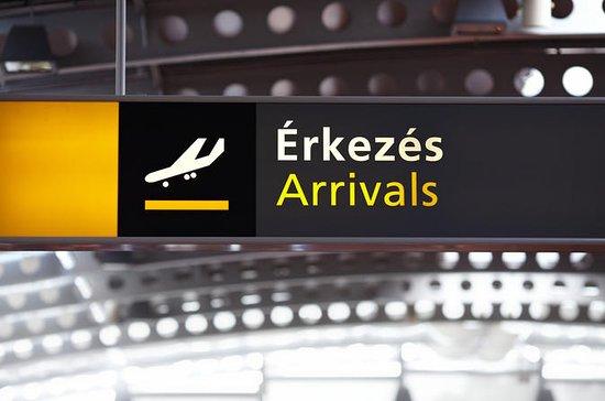 Traslado de Budapeste: Aeroporto de...