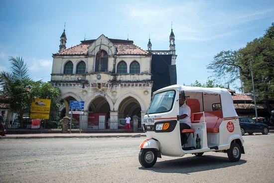Ratmalana, Sri Lanka: Suba Gaman Tuk Tuk Tours