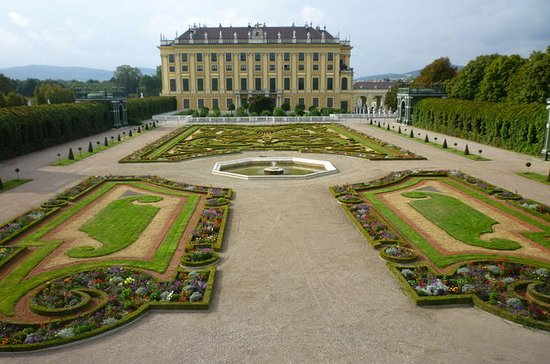 Vienna Schönbrunn Palace Including Schönbrunn Gardens with Private...
