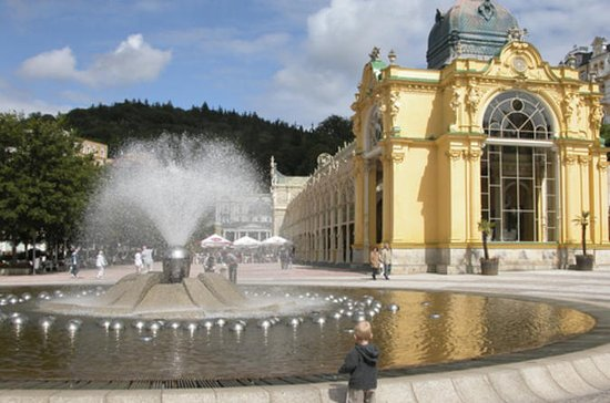 Czech Spas of Karlovy Vary and...