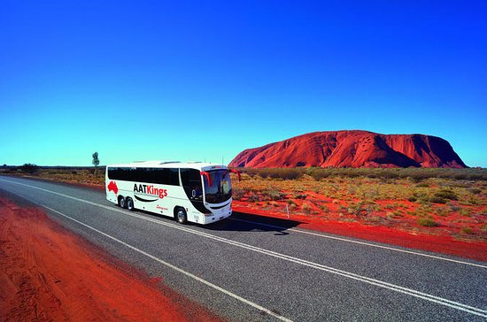 Alice Springs - Kings Canyon - Uluru ...