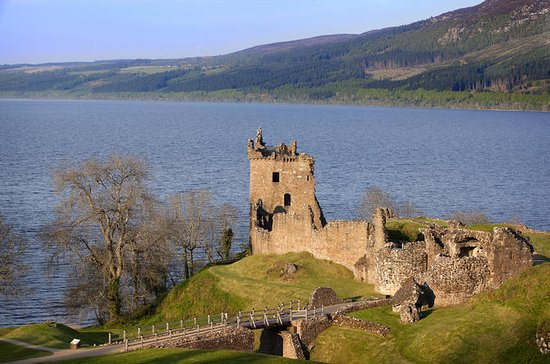 Loch Ness, Glencoe, and the Highlands...