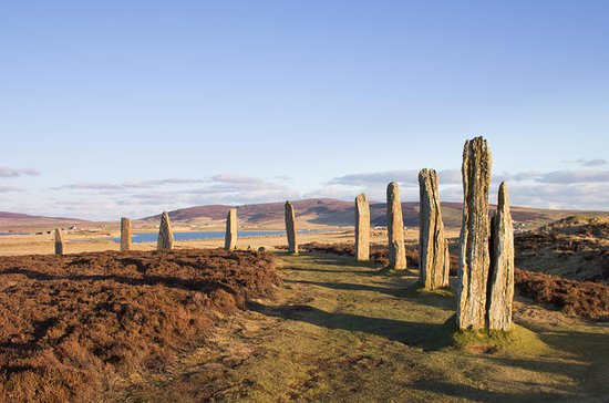 Orkney Islands 5-Day from Edinburgh...