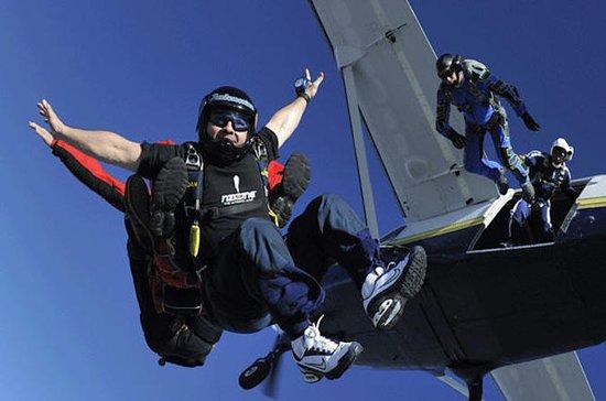 Parachutisme en tandem à Miami