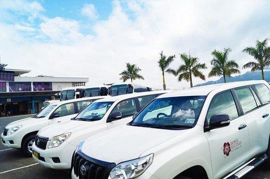 Private Departure Transfer: Hotel to Nadi Airport