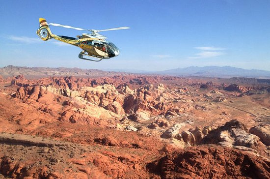 Vip Deluxe Grand Canyon West Rim And Valley Of Fire