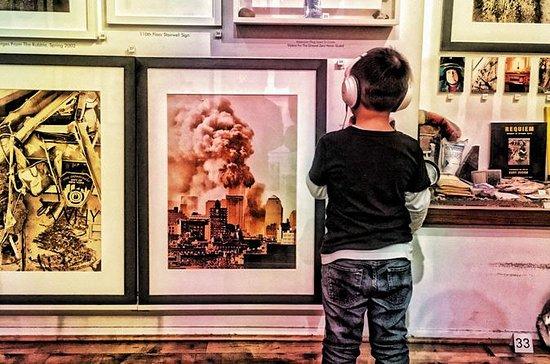 Excursão no Ground Zero Museum...