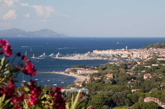 St-Tropez Small-Group Day Trip from...