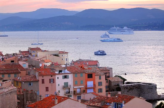 Private Tour: St-Tropez Day Trip from...
