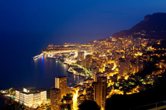 Monaco Small-Group Night Tour from...