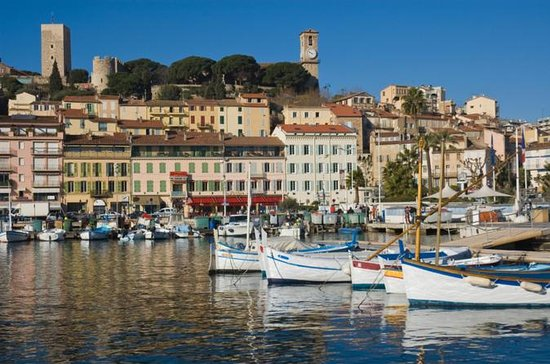 Private Half-Day Trip: Cannes and...