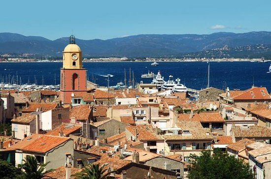Private Day Trip: The French Riviera...