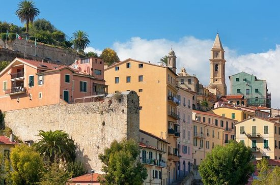 Private Tour: Italian Riviera by...