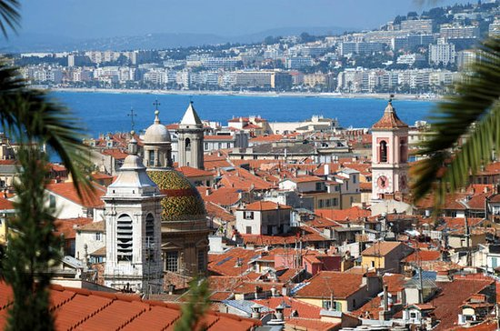 Nice City Sightseeing Small Group Tour