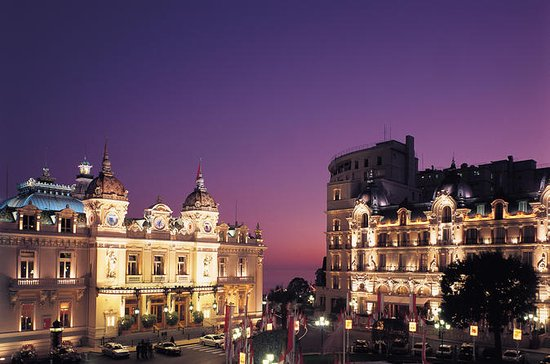 Private Tour: Monaco at Night by...