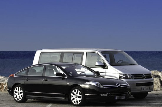 Nice Airport Private Arrival Transfer to Cannes, Monaco or Eze