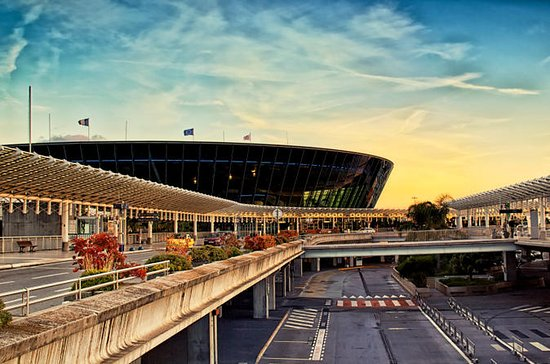 Nice Airport Private Departure Transfer from Cannes, Monaco or Eze