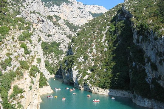 Private Tour: Verdon Gorge...