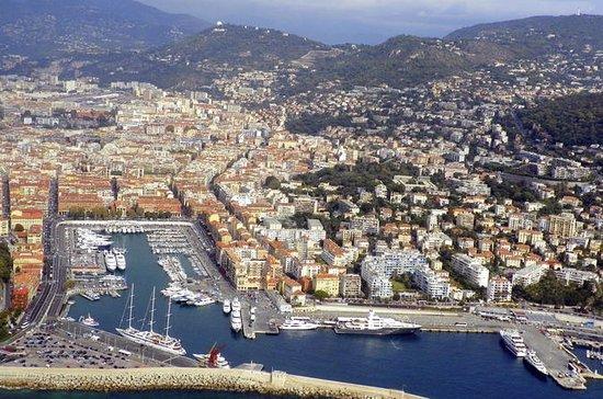 Traslado de partida de Nice: do Porto...