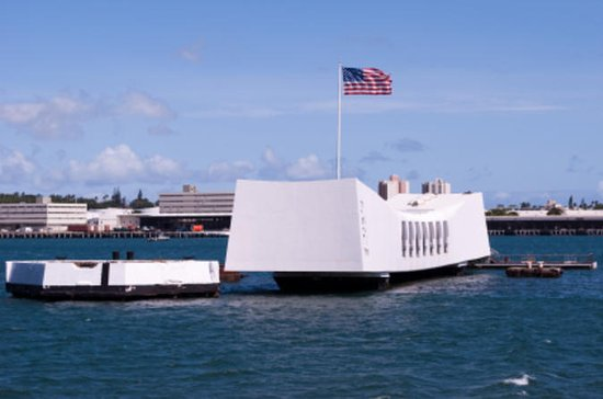 Visita al Arizona Memorial, Pearl...