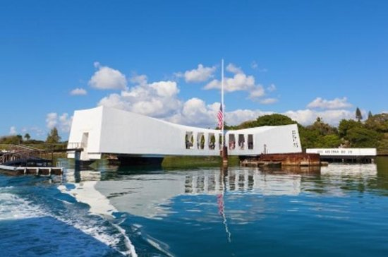 Pearl Harbor, USS Arizona e Circle